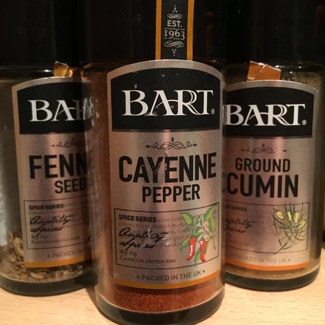 Raid the spice cupboard