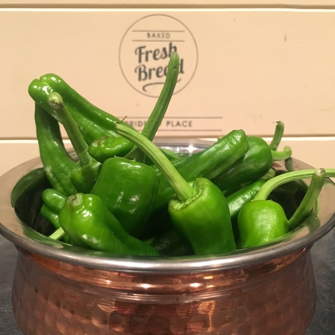 The Padron Pepper